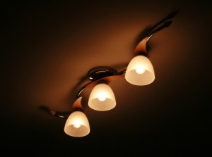 Modern Light Fixture - Guelph Real Estate Blog