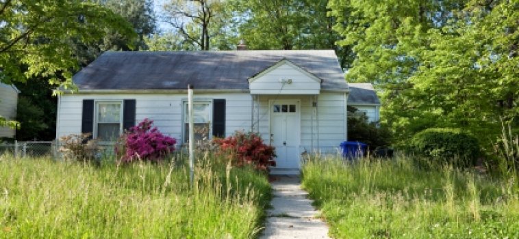 Why Isn't My Home Selling? Condition of the Property.