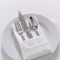 Napkin Folding Instructions