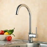 Upgraded kitchen faucet - Guelph Real Estate Blog